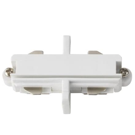 Astro 6020004 Track End to End Connector Matt White